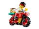 Set No: 30341  Name: Monkie Kid's Delivery Bike polybag
