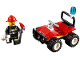 Set No: 30361  Name: Fire ATV polybag