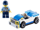 Set No: 30366  Name: Police Car polybag