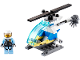 Set No: 30367  Name: Police Helicopter polybag