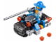 Set No: 30371  Name: Knight's Cycle polybag