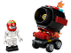 Set No: 30464  Name: El Fuego's Stunt Cannon polybag