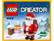 Set No: 30478  Name: Santa Claus polybag