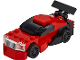 Set No: 30577  Name: Super Muscle Car polybag
