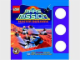 Set No: 3059  Name: Mars Mission - Master Builders (Masterbuilders)
