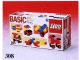 Set No: 308  Name: Basic Building Set