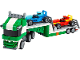 Set No: 31113  Name: Race Car Transporter