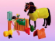 Set No: 3144  Name: Horse Stable