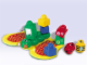 Set No: 3170  Name: Light and Sound Stacker
