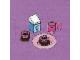 Set No: 3316  Name: Advent Calendar 2012, Friends (Day  9) - Breakfast