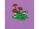 Set No: 3316  Name: Advent Calendar 2012, Friends (Day 20) - Flower Arrangement