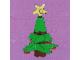Set No: 3316  Name: Advent Calendar 2012, Friends (Day 22) - Christmas Tree
