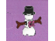 Set No: 3316  Name: Advent Calendar 2012, Friends (Day  5) - Snowman