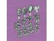 Set No: 3316  Name: Advent Calendar 2012, Friends (Day  7) - Friends Accessories