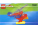 Set No: 3333  Name: Helicopter polybag