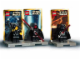Set No: 3340  Name: Star Wars #1 - Sith Minifigure Pack