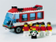 Set No: 3407  Name: Red Bus