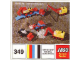 Set No: 349  Name: Mini-Wheel Construction Set