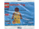 Set No: 3500  Name: Kobe Bryant polybag