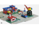 Set No: 355  Name: Town Center Set with Roadways
