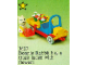 Set No: 3627  Name: Bonnie Rabbit's Flower Truck