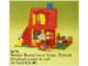 Set No: 3674  Name: Bonnie Bunny's New House