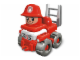 Set No: 3697  Name: Fearless Fire Fighter