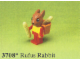 Set No: 3708  Name: Rufus Rabbit