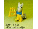 Set No: 3709  Name: Henry Horse, Carpenter