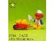 Set No: 3714  Name: Bricklayer Oscar Orangutan