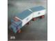 Set No: 375  Name: Refrigerator Truck and Trailer