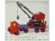 Set No: 377  Name: Crane with Float Truck