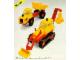 Set No: 387  Name: Excavator and Dumper