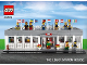 Set No: 4000034  Name: Inside Tour (LIT) Exclusive 2019 Edition - The LEGO System House