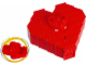 Set No: 40051  Name: Valentine's Day Heart Box polybag