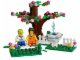 Set No: 40052  Name: Springtime Scene polybag