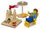 Set No: 40054  Name: Summer Scene polybag