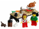 Set No: 40056  Name: Thanksgiving Feast polybag