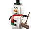 Set No: 40093  Name: Snowman