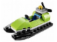 Set No: 40099  Name: Monthly Mini Model Build Set - 2014 06 June, Jet Ski polybag