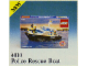 Set No: 4010  Name: Police Rescue Boat