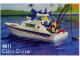 Set No: 4011  Name: Cabin Cruiser