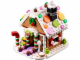 Set No: 40139  Name: Gingerbread House