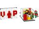 Set No: 40178  Name: Iconic VIP Set polybag