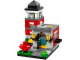 Set No: 40182  Name: Fire Station - Bricktober 2014