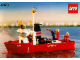Set No: 4020  Name: Fire Fighting Boat