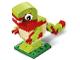 Set No: 40247  Name: Monthly Mini Model Build Set - 2017 09 September, Dinosaur polybag