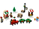 Set No: 40262  Name: Christmas Train Ride