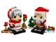 Set No: 40274  Name: Mr. Claus & Mrs. Claus