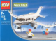 Set No: 4032  Name: Passenger Plane - Snowflake Version